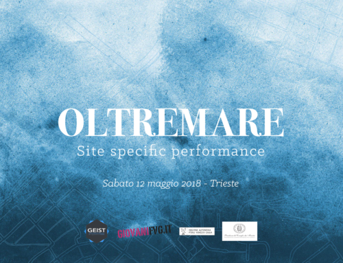 OLTREMARE, Site specific performance – GEIST
